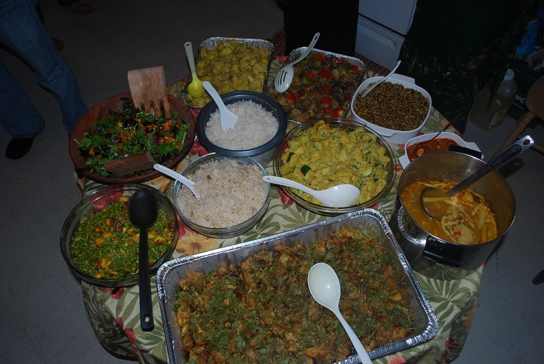 food in dashain festival